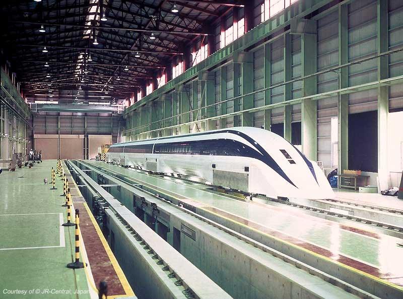 Leggyorsabb vonat a világon