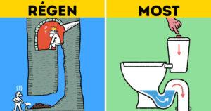 Ókori vécék és fürdőszobák