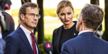 Svédországi politikusok