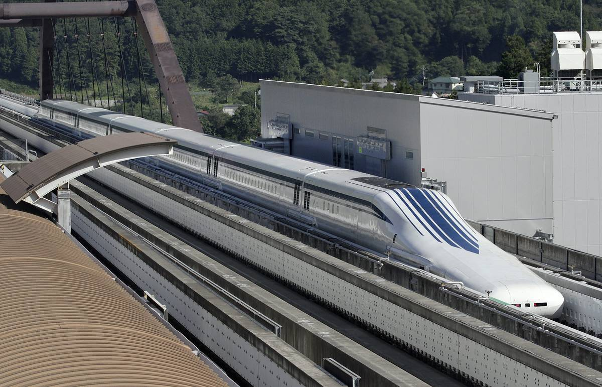 Világ leggyorsabb vonat