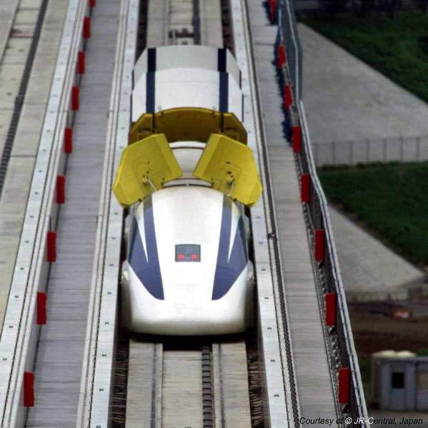 Világ leggyorsabb vonata