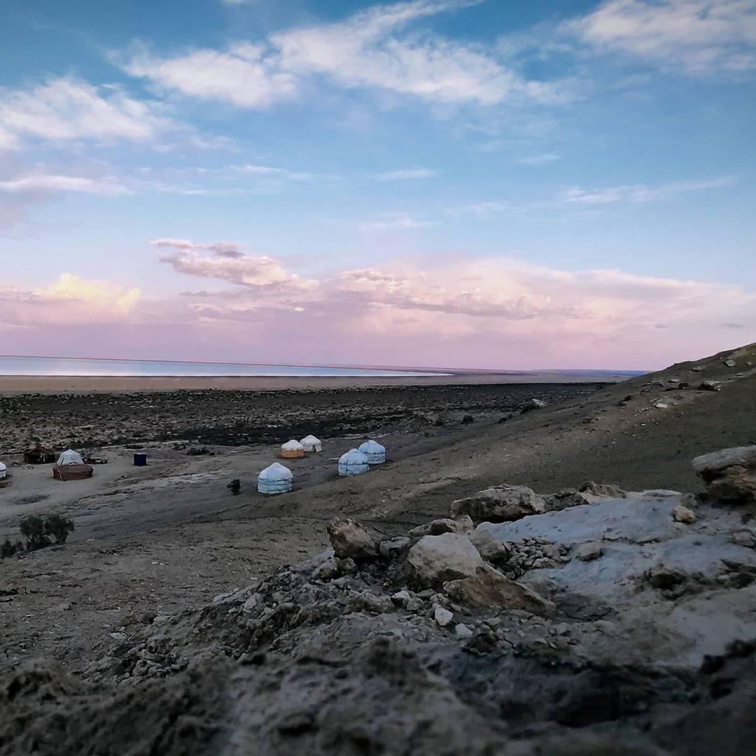 aral tó kiszáradt tenger