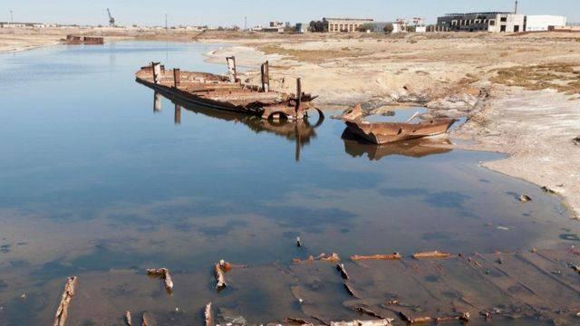 aral tó vize