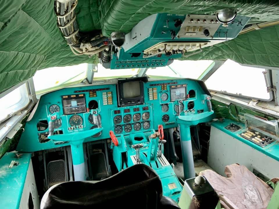 ekranoplán repülő