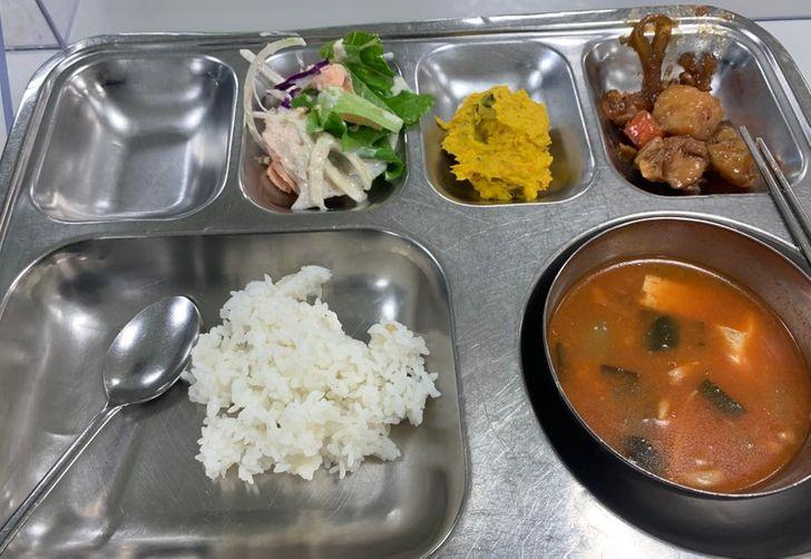 Dél koreai ételek