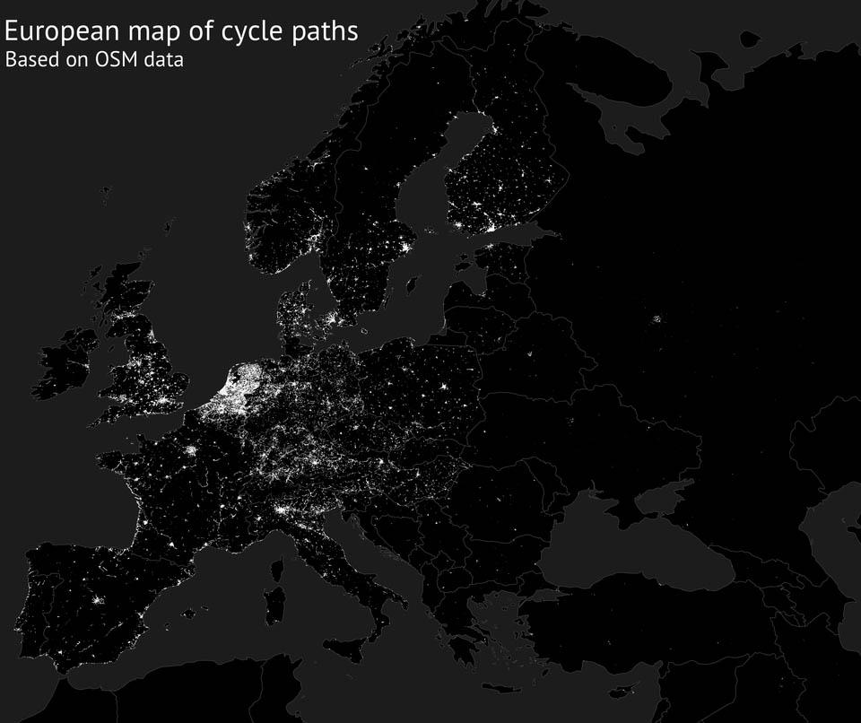 Europai kerekparut