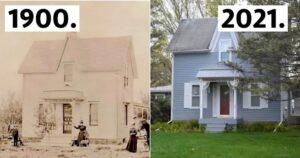 Idő múlása fényképek