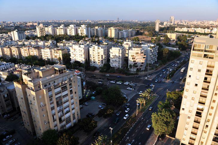 Izrael szomszédok
