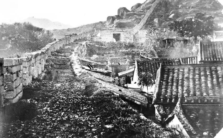 Kaulung várfala