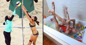 Olimpiai sportolók képei