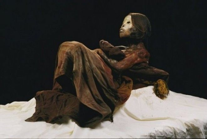 Ukok hercegno mumiaja
