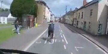 kerékpáros seriff