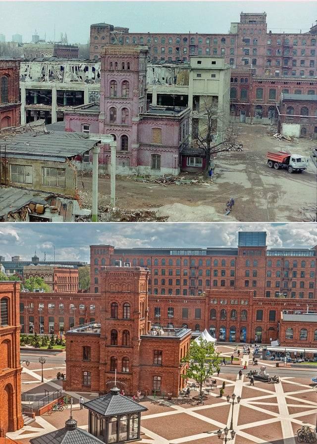 1624950373 manufaktura before and after renovation od poland