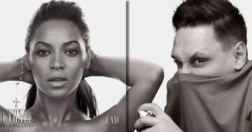 Albumborítóra photoshoppolt srác