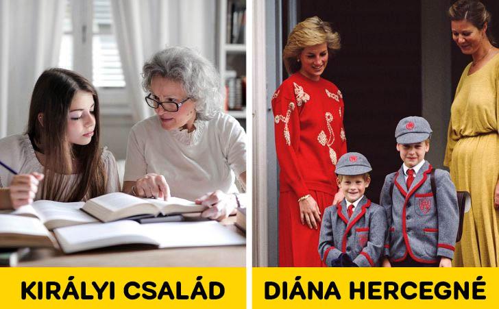 Diana hercegne iskola