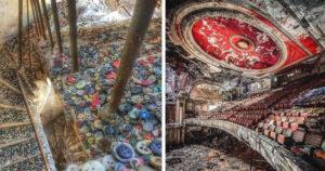 Elhagyatott épületek fotók