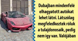 Érdekes tények Dubajról