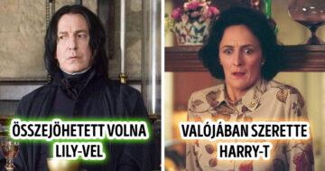 Harry Potter dolgok