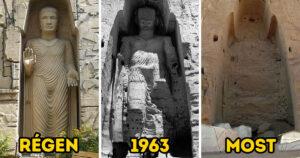 Idő múlása fotók régen és most