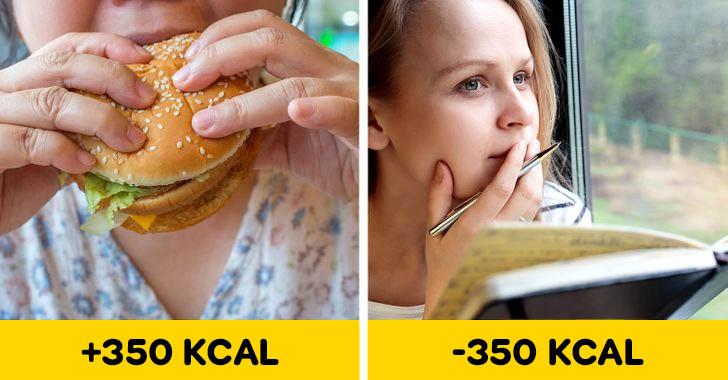Kalória gondolkodás