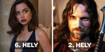 Legszebb színészek és színésznők