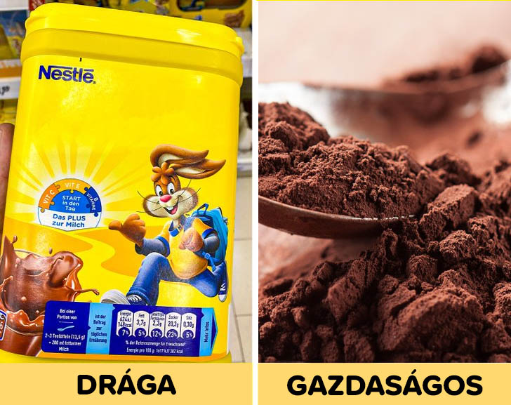 Instant kakaopor
