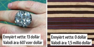 Olcsón vásárolt kincsek