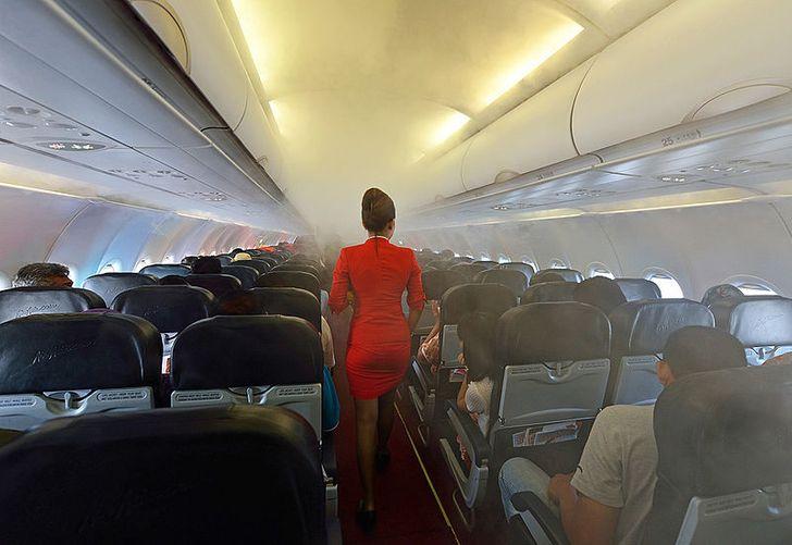 Repülőgép történetek ijesztő