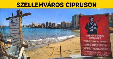 Szellemvaros cipruson