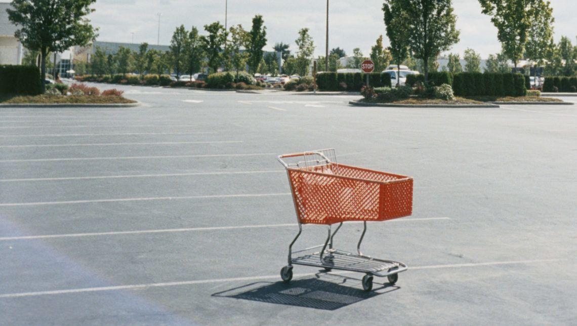 Széthagyott bevásárlókocsi kísérlet pszichológia