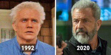 Színészek öregedése