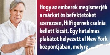 Tények Tommy Hilfiger élete