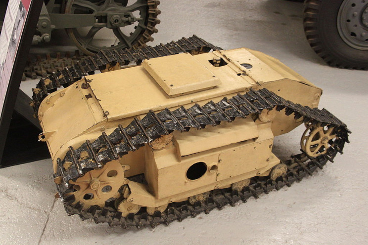 most bizarre machines of war gun goliath tank resize md