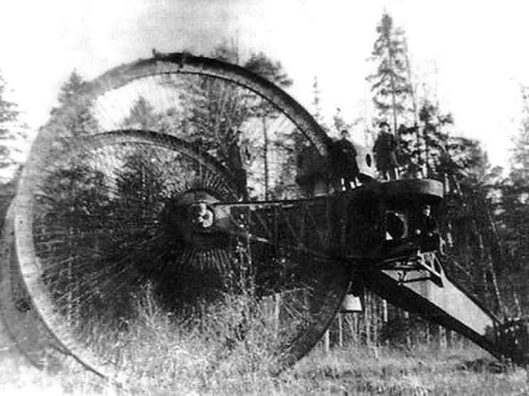 most bizarre machines of war tsar tank resize md