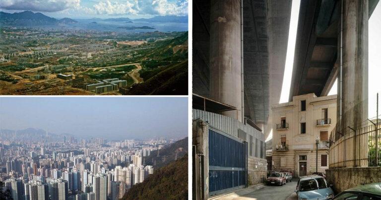 Az emberek megosztották a városukról készült képeket, amik akár egy disztópikus mozifilm jelenetei is lehetnének