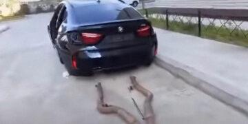 Feltört X6 os videó