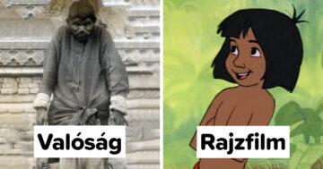 Igazi Maugli története Dzsungel könyve