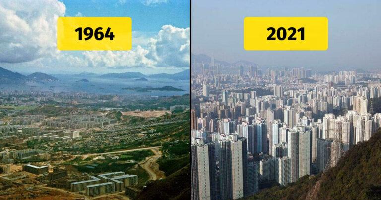 """Ezek a fotók megmutatják, hogy milyen villámgyorsan változtak a kínai városok az elmúlt 50 <span class=""""search-everything-highlight-color"""" style=""""background-color:orange"""">évben</span>"""