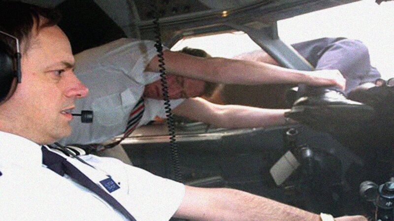 Kiszívott pilóta
