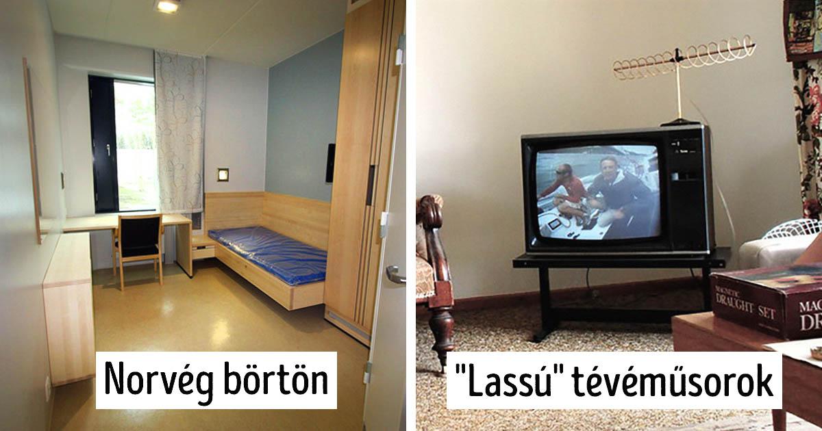Norvég érdekességek