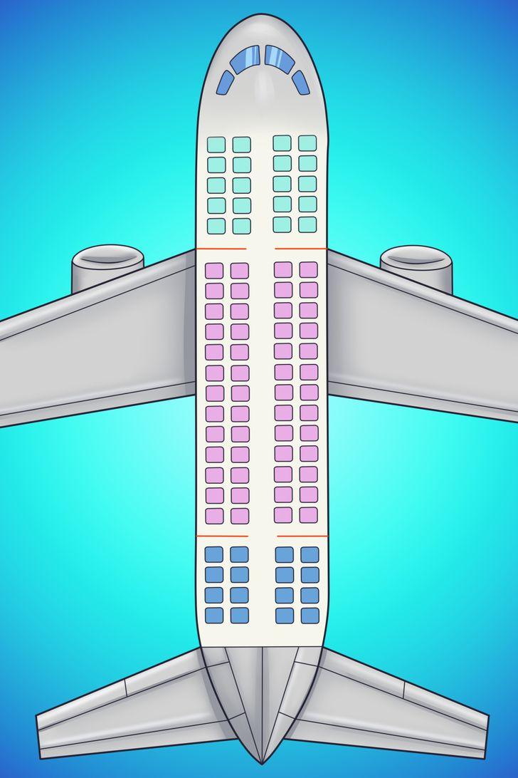 Repülőgép törzse