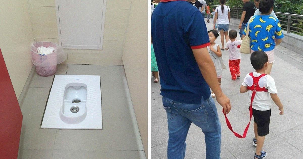 Szokatlan dolgok kínában