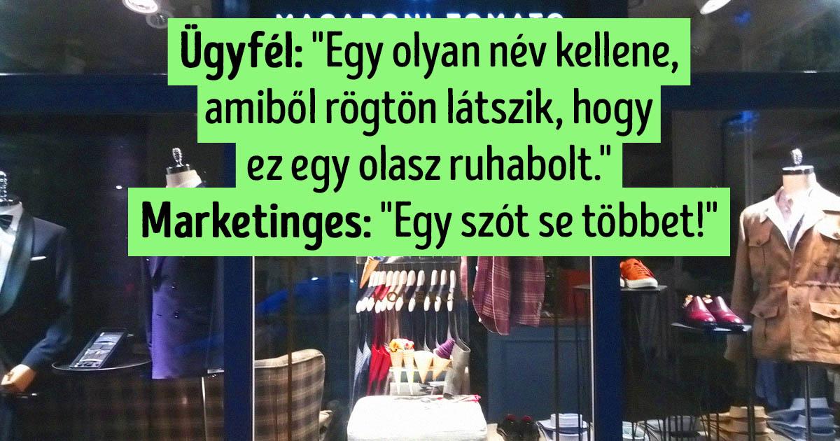 Vicces boltok és üzletek